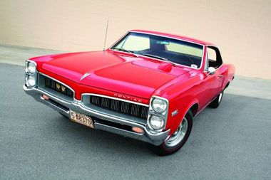 1966 67 Pontiac Le Mans Sprint Hemmings