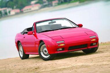 1988-'91 Mazda RX-7 Convertible | HemmingsHemmings Motor News