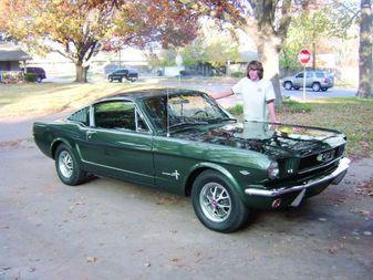 1966 Ford Mustang Fastback Hemmings