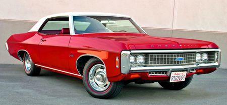 69er Chevy Impala