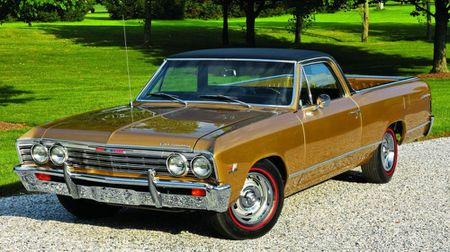 1967 Chevrolet El Camino Hemmings