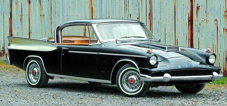Polarizing Packard 1958 Packard Hawk Hemmings