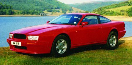 1991 1992 Aston Martin Virage Hemmings