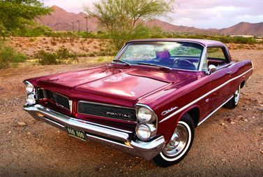 1963 Pontiac Catalina Hemmings