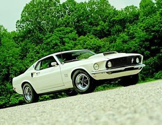The Boss of Bosses - 1969 Mustang Boss 429 | HemmingsHemmings