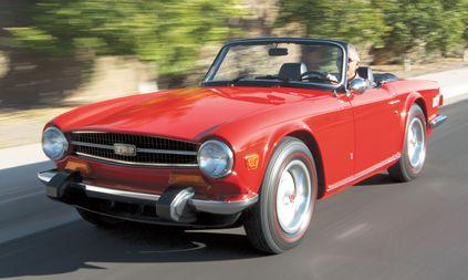 a sports car classic turns 50: remembering triumph's tr6 | hemmings  hemmings motor news