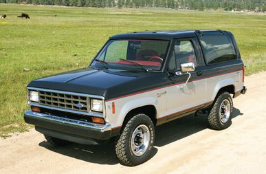 [GJFJ_338]  Dual-Purpose Deuce - 1984-1990 Ford Bronco II | Hemmings | Bronco Ii Fuel Filter |  | Hemmings Motor News