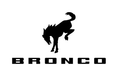How the new Ford Bronco logo compares to the old ones ...