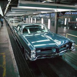 TM Vinyl ACC 1967-1968 Mercury Cougar Trunk Mat Factory Fit Fits: Coupe