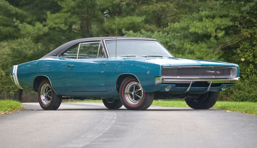 1968 Dodge Charger R/T | Hemmings