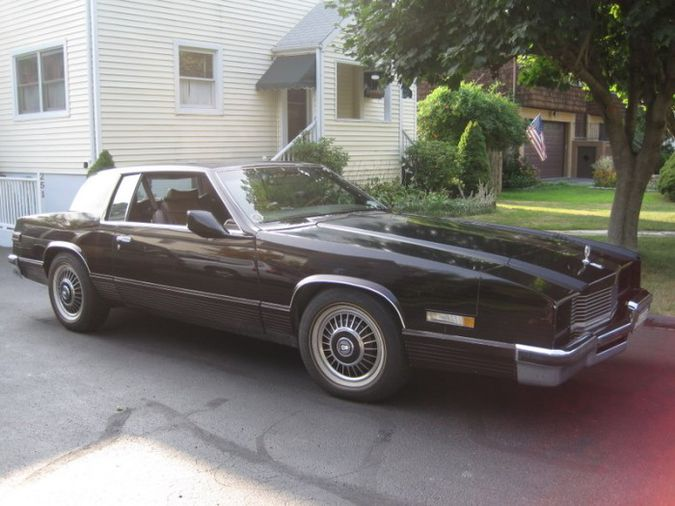 hemmings find of the day 1981 cadillac eldorado evolution hemmings day 1981 cadillac eldorado evolution