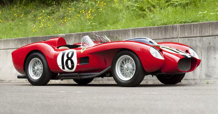 First Ever Ferrari 250 Testa Rossa Sells For 16 39 Million Hemmings
