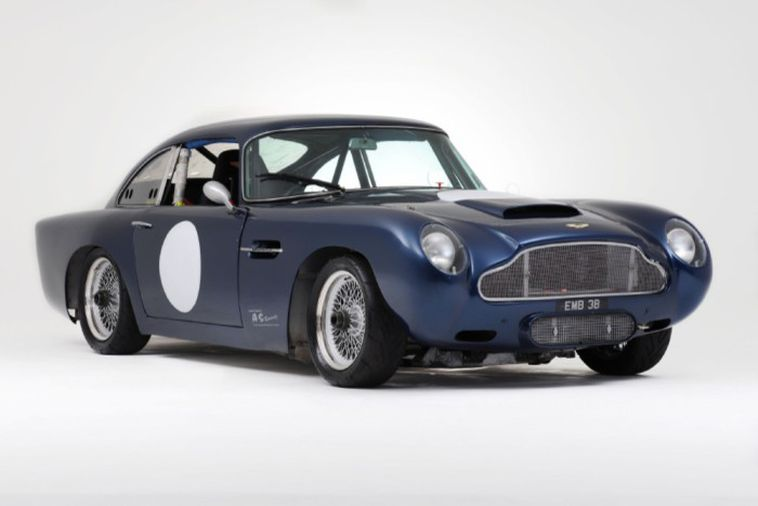 Hemmings Find Of The Day 1964 Aston Martin Db5 Hemmings