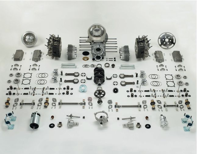 new, complete four-cam porsche carrera engines now available | hemmings  hemmings