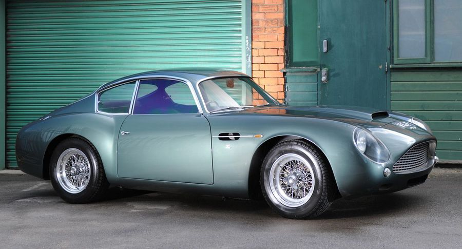 Aston Martin Db4gt Zagato Sanction Ii Sells For 1 9 Million Hemmings