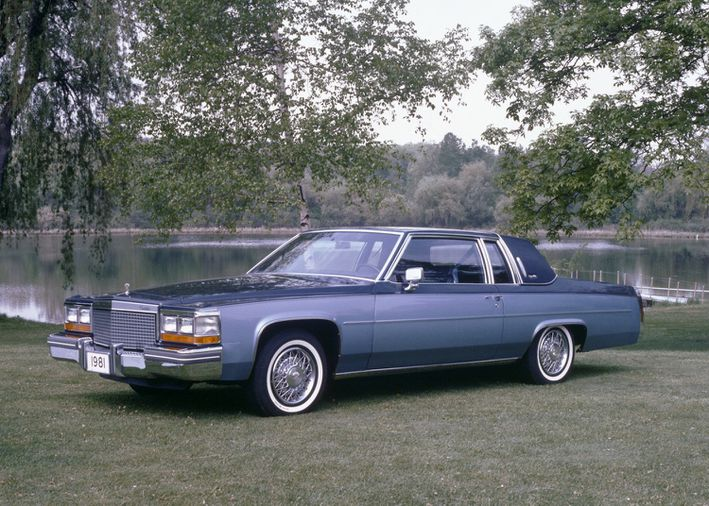 cars of futures past 1981 cadillac v 8 6 4 hemmings cars of futures past 1981 cadillac v