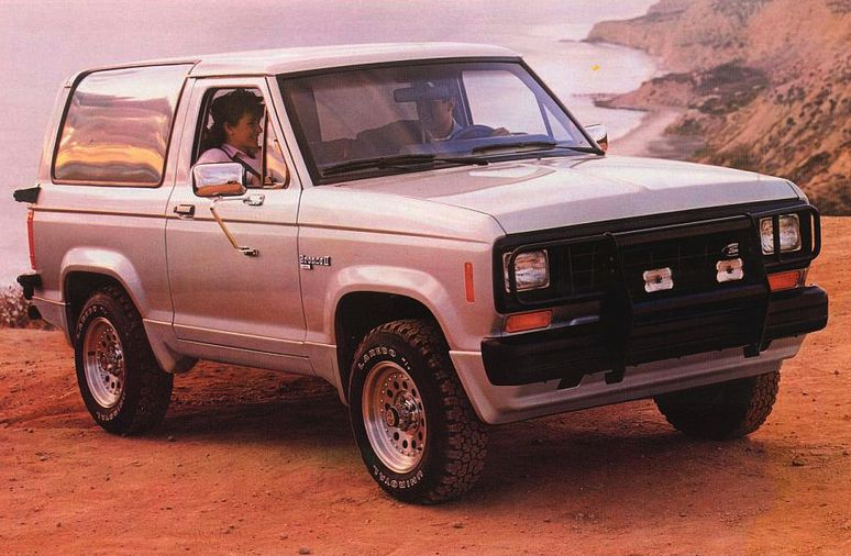 [SCHEMATICS_48EU]  Lost Cars of the 1980s - Ford Bronco II | Hemmings | 1984 Ford Bronco 2 Engine Diagram |  | Hemmings Motor News