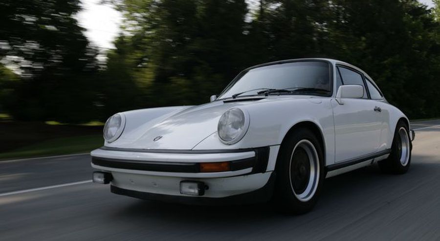Driving Impressions 1980 Porsche 911 Sc Hemmings