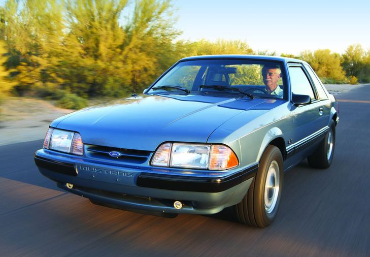 Driving Impressions 1989 Ford Mustang Lx 5 0 Hemmings