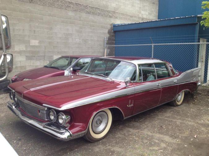 Hemmings Find Of The Day 1961 Chrysler Imperial Crown Hemmings