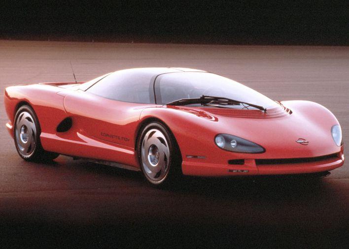 Corvette C4 (1984-1996)  1986-Concept-Car-Chevrolet-Corvette-Indy-74740