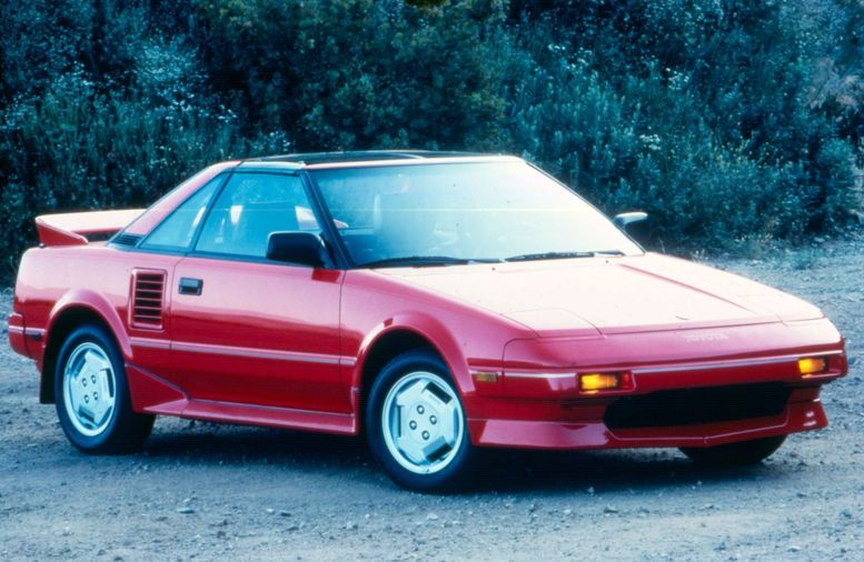 lost cars of the 1980s toyota w10 mr2 hemmings lost cars of the 1980s toyota w10 mr2