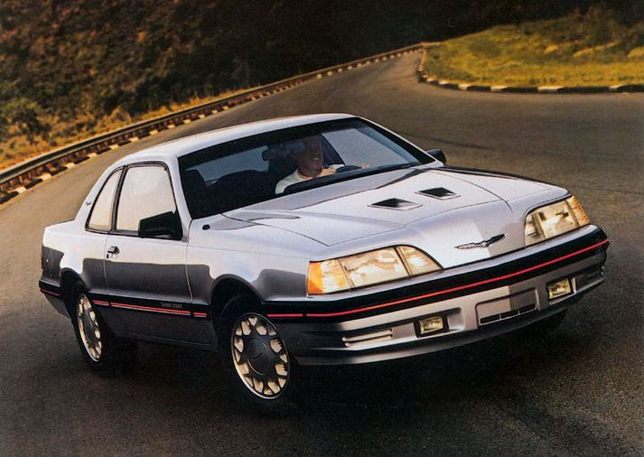 Lost Cars Of The 1980s Ford Thunderbird Turbo Coupe Hemmings