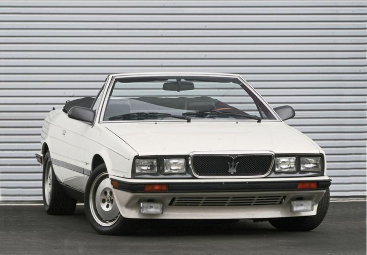 Lost Cars of the 1980s - Maserati Biturbo | HemmingsHemmings Motor News
