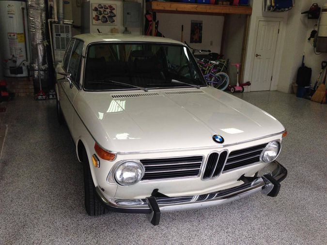 Hemmings Find Of The Day 1973 Bmw 2002tii Hemmings