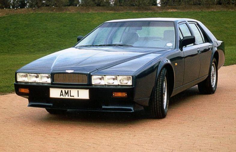 Lost Cars Of The 1980s Aston Martin Lagonda Hemmings