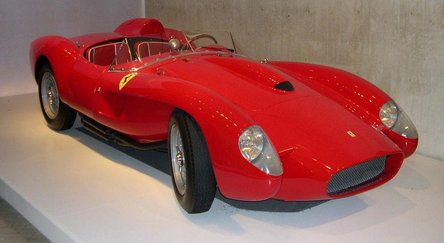 Unrestored 1957 Ferrari Testa Rossa Reportedly Sells For 39 8 Million Hemmings