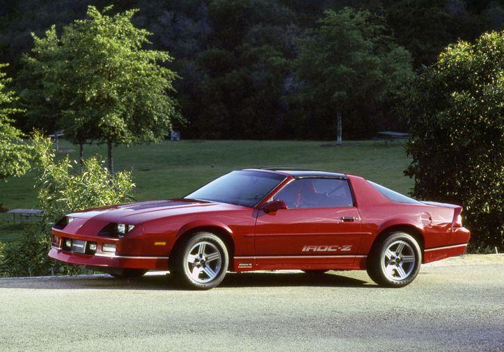 lost cars of the 1980s 1988 92 chevrolet camaro 1le hemmings 1980s 1988 92 chevrolet camaro 1le