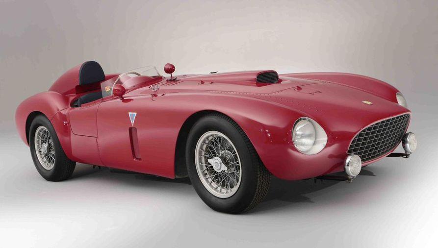 First-built Ferrari 375-Plus to cross the block following... | Hemmings