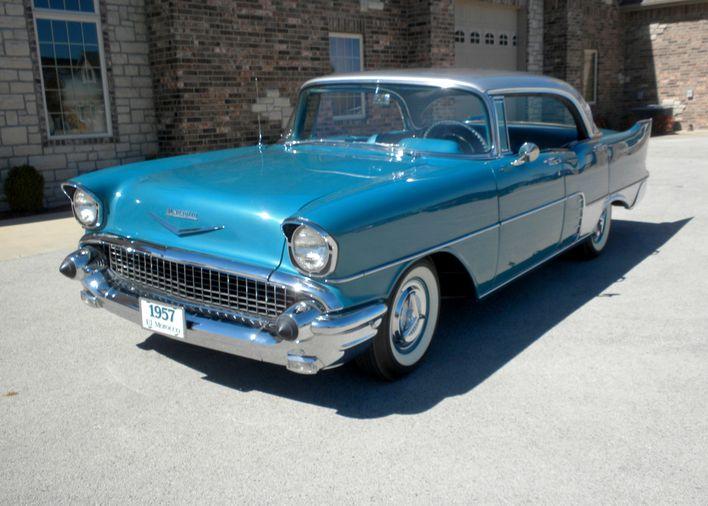 Cadillac Taste Chevrolet Budget 1957 El Morocco Sells For 140 000 Hemmings