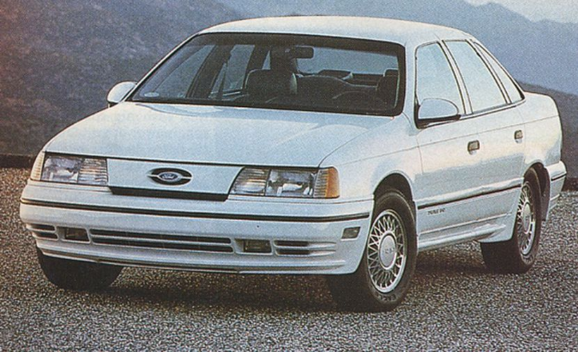 lost cars of the 1980s 1989 1991 ford taurus sho hemmings 1980s 1989 1991 ford taurus sho