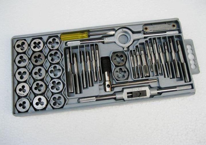 """1/""""-8 PLUG TAP Used Cut Off Sharpened"""