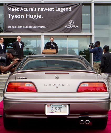 Legendary: Celebrating A (now-)531,500-mile 1994 Acura