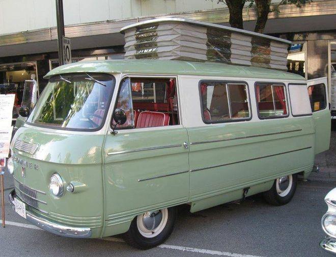 Hemmings Find of the Day - 1965 Commer caravan   Hemmings