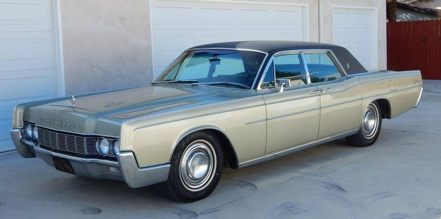 Hemmings Find of the Day - 1967 Lincoln Continental   Hemmings ...