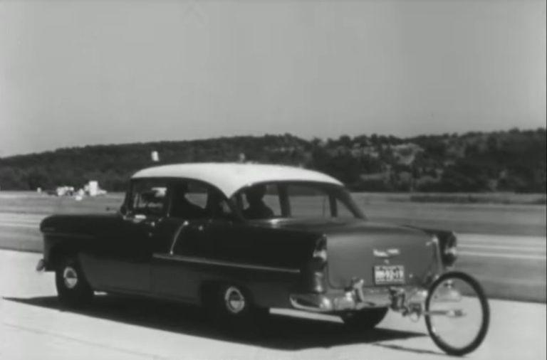 1955 CHEVROLET CHEVY 1955 56 57 PONTIAC PASSENGER SIDE ROCKER PANEL 4DR NEW!!