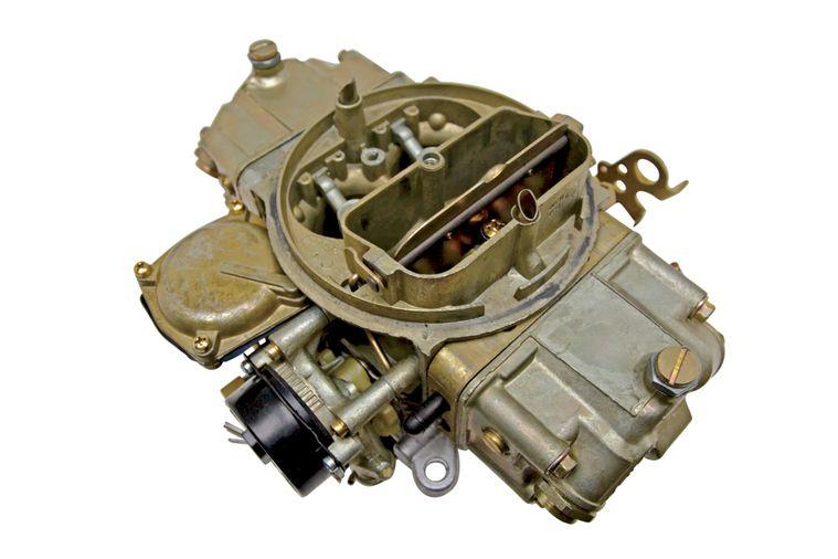 Holley Carter Edelbrock Small 4 Hole Performance 4 Brl Carburetor Base Gasket