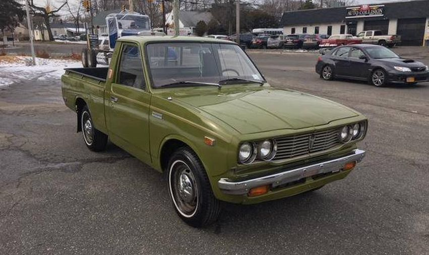 Hemmings Find Of The Day 1976 Toyota Pickup Hemmings