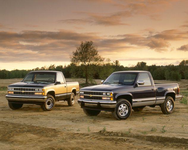 Thirty Years Of Gmt 400 Series Gm Trucks Hemmings