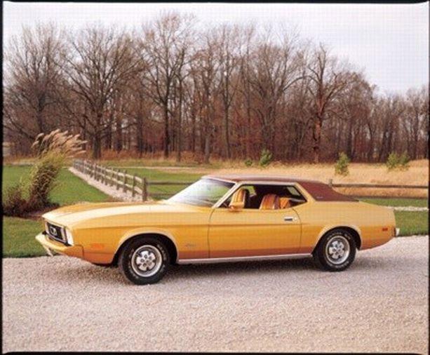 1971 73 Ford Mustang Grande Hemmings