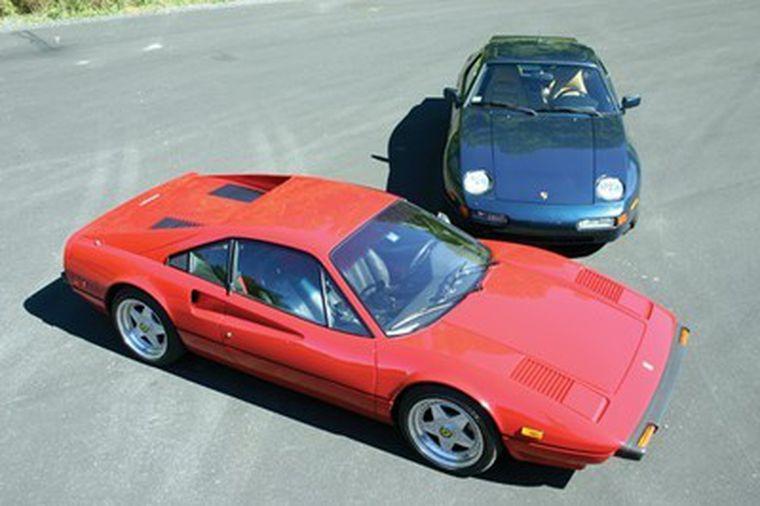 Ferrari 308 Vs Porsche 928 Hemmings