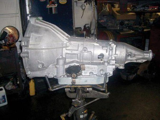 Ford AOD-E Automatic Transmission Manual Lever Shaft
