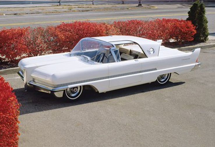 Finned Finale - 1956 Packard Predictor | Hemmings