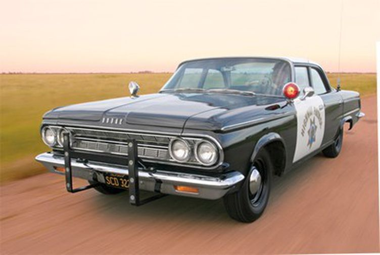 They Call 'em the Dependables - 1964 Dodge 880 Police Pursuit | Hemmingswww.hemmings.com