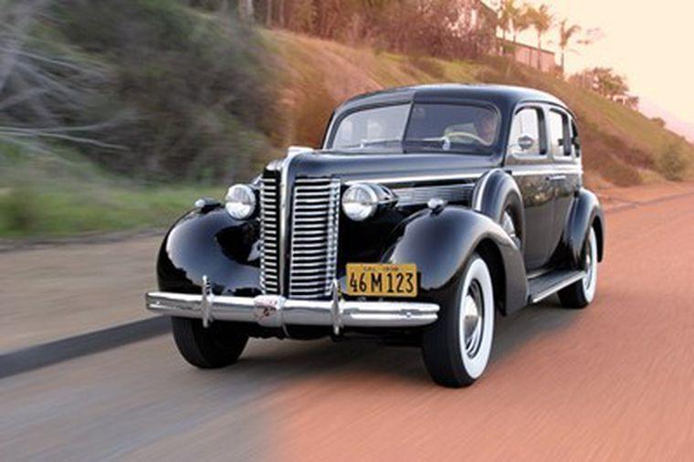 1938 Century of Greatness - 1938 Buick Century | Hemmings Motor News