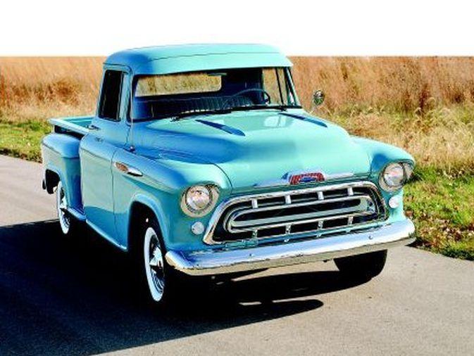 1955-'57 chevrolet 1/2-ton pickup | hemmings  hemmings motor news